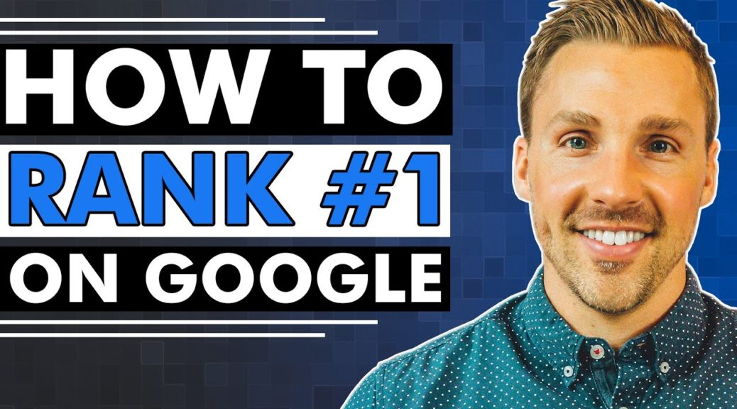 SEO For Beginners | 6 Step Strategy to Rank #1 on Google in 2020