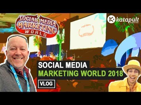 Social Media Marketing World 2018 - My Key Takeaways (Vlog)