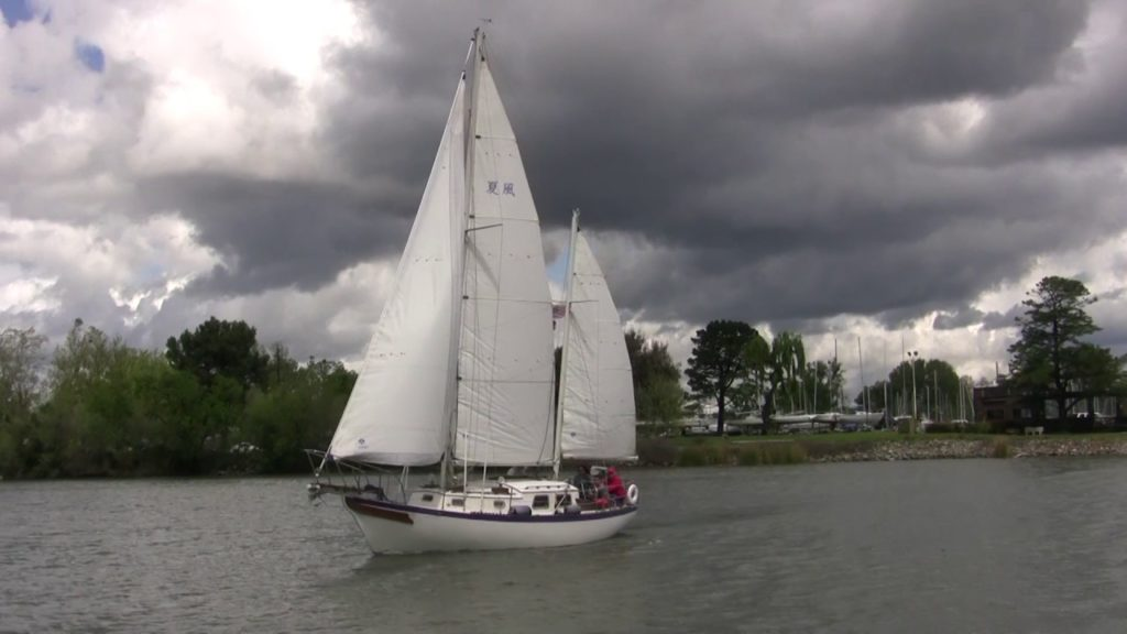 Stockton Sailing Club's Opening Day on the Delta