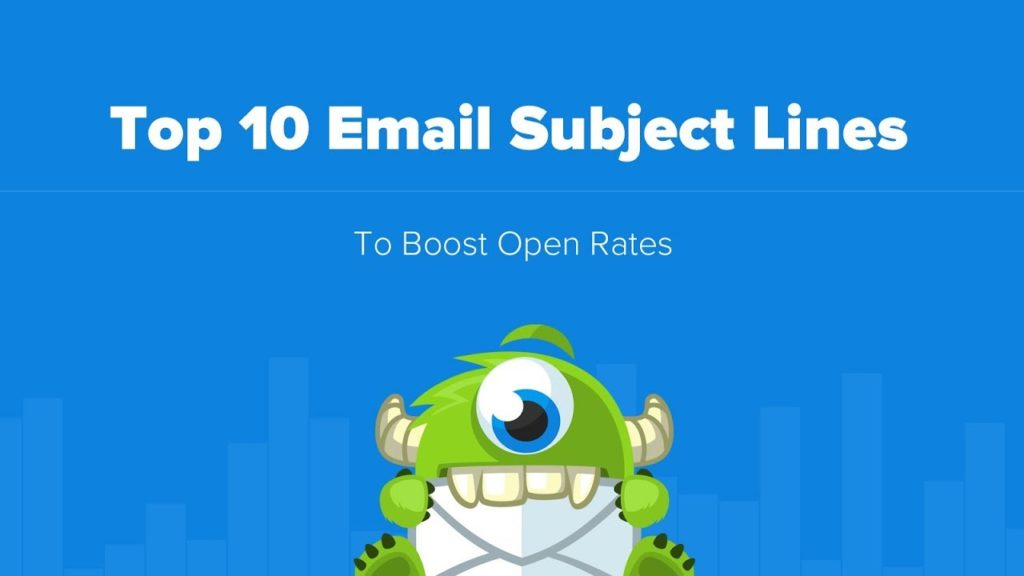 Top 10 Email Subject Lines to Boost Open Rates