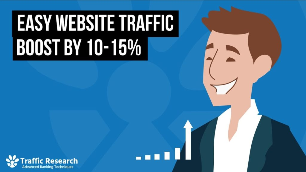 Easy Traffic Website Boost by 10-15%