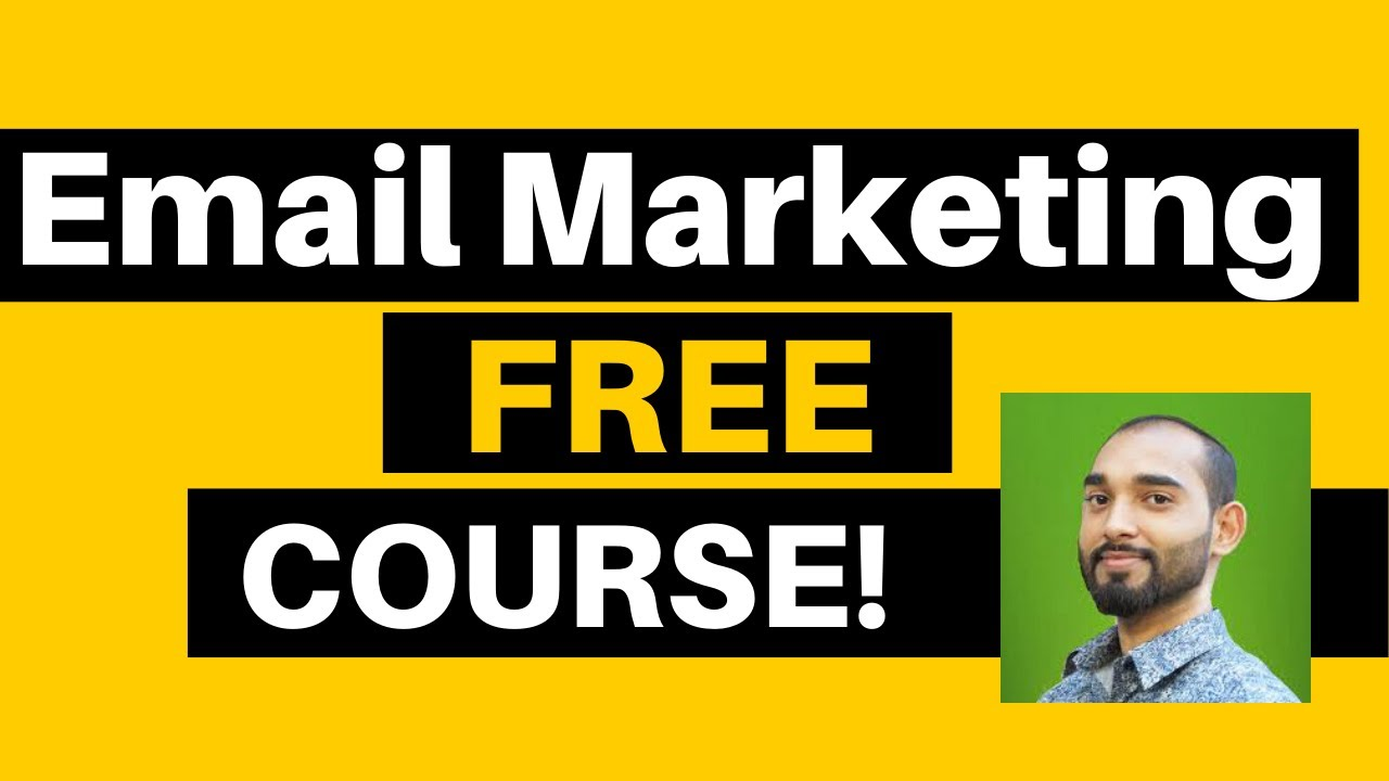 Full FREE Email Marketing Tutorial - What we Need to & Will Learn? - Lesson 1