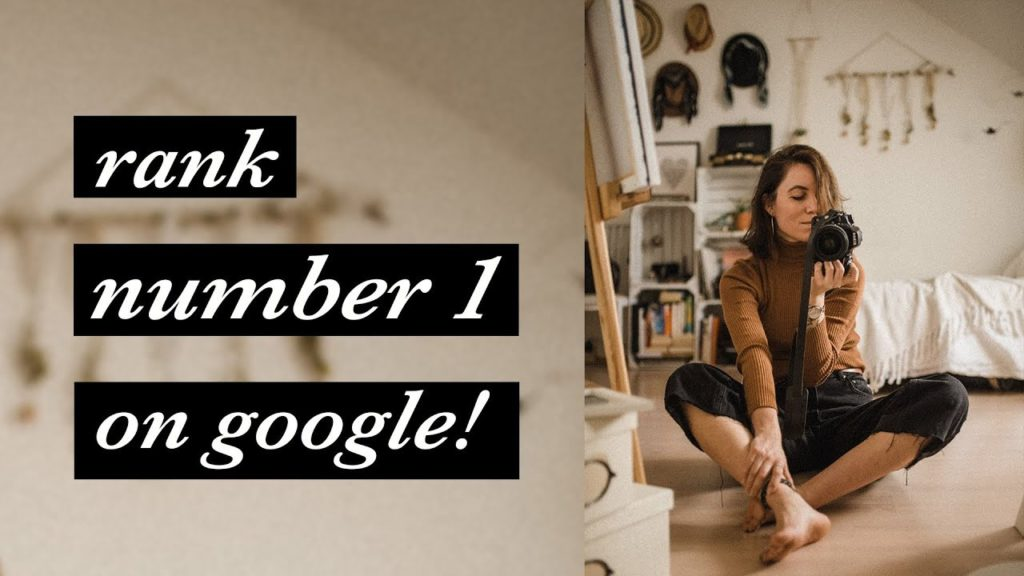 HOW TO SHOW UP ON GOOGLE SEARCH - Photography Marketing 101